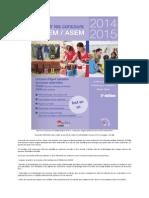eBook Réussir Le Concours ATSEM-ASEM 2014-2015