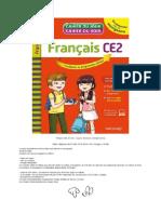eBook Français CE2, 8-9 Ans Leçons, Exercices, Corrigés 2015