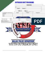 PAL Registration Form - NEW