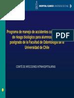 Capacitacion Sobre Accidentes Cortopunzantes Dr Alberto Fica (1)