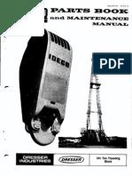 Manual de partes Ideco UTB 360