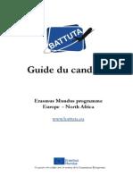 BATTUTA Applicants Guide 2nd Cohort FR