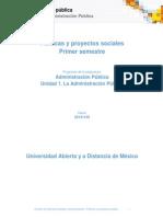 Unidad 1. Administracion Publica