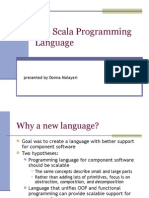 Scala Tutorial Pdf
