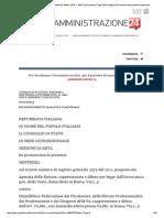 DIRIGENTI 2015 Consiglio Di Stato, Sezione 4 Sentenza 6 Ottobre 2015, n