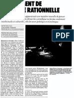 Jean-Pierre Vernant - L'Avènement de La Pensée Rationnelle