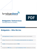 Bridgedots - Introduction Cosmetic Products