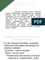 Perspectiva de Género y C. Sociales
