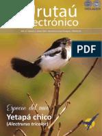URUTAU ELECTRONICO - No 1 - ENERO 2014 - GUYRA PARAGUAY - PORTALGUARANI