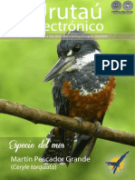 URUTAU ELECTRONICO - No 4 - ABRIL 2014 - GUYRA PARAGUAY - PORTALGUARANI