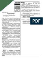 DS 063-2007-PCM - ROF