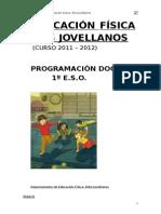 Programación 1º Eso 2011 - 2012