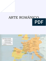 1.Arte Románico Arquitectura