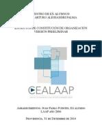 Estatuto CEALAAP