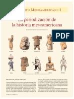 La periodización de la historia mesoamericana