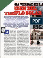 La Negra Verdad de La Orden Del Templo Solar R-006 Nº099 - Mas Alla de La Ciencia - Vicufo2