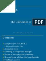 unification of china pdf
