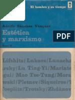 Estética y Marxismo