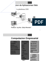 La Plataforma J2EE