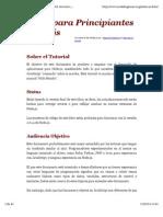 Tutorial Node JS