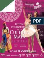 Programa General FICMAYA 2015