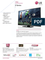 PB5600 Series Spec Sheet Eng