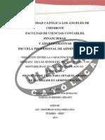 Universidad Católica Los Ángeles de Chimbote II