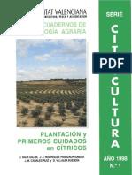 Cuaderno Plantacion y Primeros Cuidados