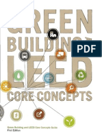 1e Green Building and LEED Core Concepts Guide