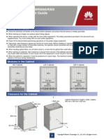 BTS3900 GSM Quick Installation Guide-(V300R008&R009_02)PDF
