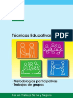 tecnicas educativas
