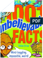 1001 Unbelievable Facts - Mind-Boggling, Impossible, Weird (2008)