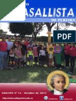 Informativo El Lasallista de Pereira