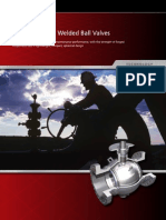 Cameron Fully Welded Ball Valves Brochure
