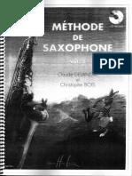 Methode de Saxophone 2 - Delangle Et Bois Descarga Gratuita