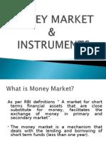 Moneymarket Its Instruments