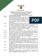 REGIONE 2015 UFFICIO COSTITUZIONE DI GABINETTO decretocostituzioneuffgab