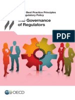 4214061e Oecd the GoOECD THE GOVERNANCE OF REGULATORS 2014