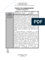 El Defecto y La Compensación - Esteban Droguett
