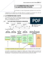 CC2 Formation Couts