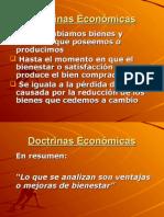 Anexo I - Recorrido Histórico_ Fisiócratas-Mercantilistas-Clásicos (David Hume)