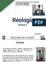 Reologia Modulo II