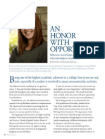washburn alumni magazine feature