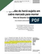 Paulo Menezes_cabra Marcado Para Morrer