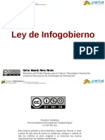 Presentacin_ley de Infogobierno
