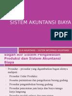 Sistem Akuntansi Biaya