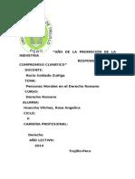 PERSONAS MORALES EN EL DERECHO ROMANO.docx