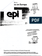 EPI Una Introduccion a Las Patentes en Europa