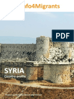 Country Profile of SYRIA in English