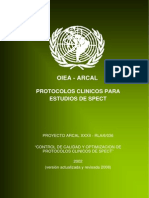 SPECT Protocols Spanish-updated
